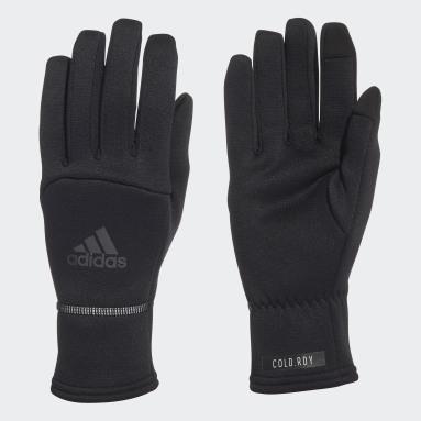 Gym & Training Black COLD.RDY Running Training Gloves