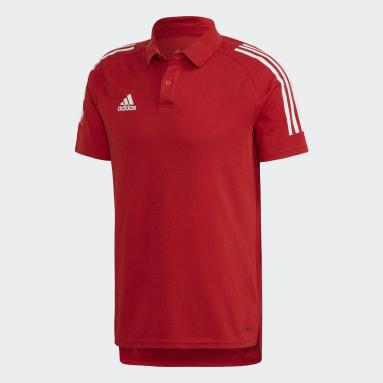 красный Футболка-поло Condivo 20