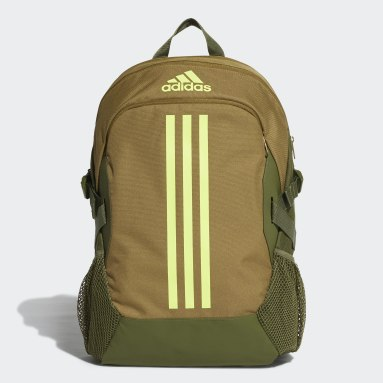 Volleyball Brown Power 5 Backpack