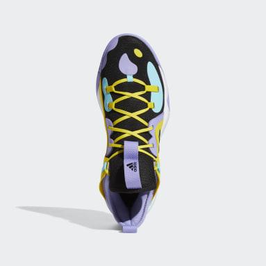 บาสเกตบอล สีดำ รองเท้า Harden Stepback 2.0