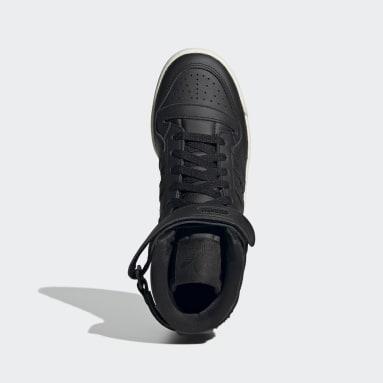 Women Originals Black Forum 84 Hi Shoes