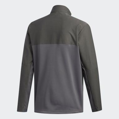 Men Golf Grey Go-To Jacket