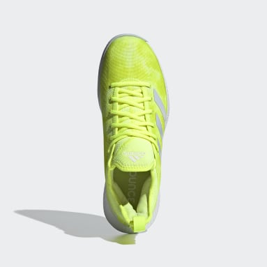 Άνδρες Padel Τέννις Κίτρινο Defiant Generation Multicourt Tennis Shoes