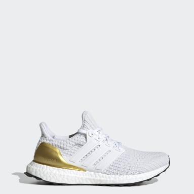 ผู้หญิง วิ่ง สีขาว รองเท้า Ultraboost 4.0 DNA