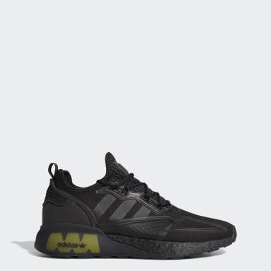Dam Originals Svart ZX 2K Boost Shoes