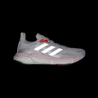 Kadın Koşu Gri SolarBoost 3 Ayakkabı