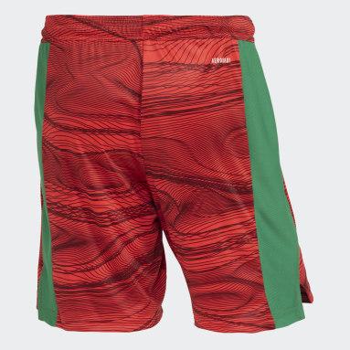 Shorts Goleiro 1 Cruzeiro 21/22 Vermelho Homem Futebol