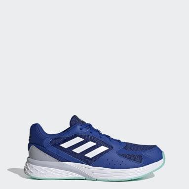 Tenis Response Run Azul Hombre Running