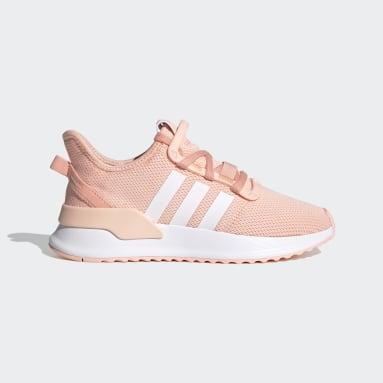 Kinderen Originals Roze U_Path Run Schoenen