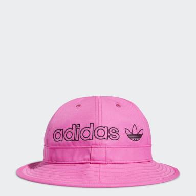 Originals Pink Bell Bucket Hat