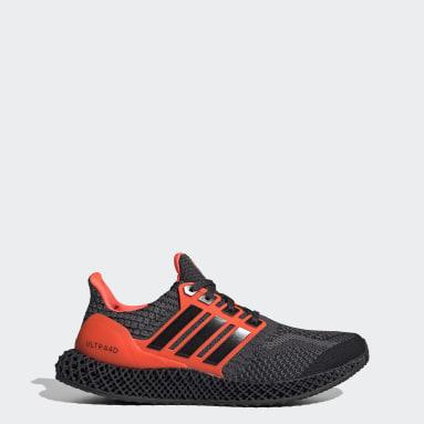 Zapatilla Ultra 4D 5 Negro Running