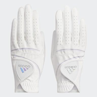 Women Golf White Light and Comfort Gloves