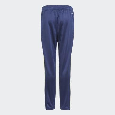 Youth Soccer Blue Tiro Track Pants