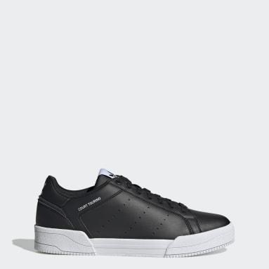 Men's Originals Black Court Tourino Shoes