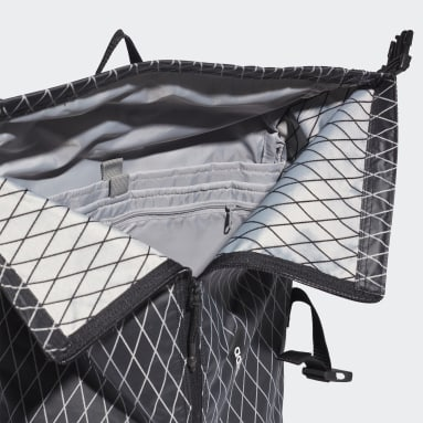 Originals Black Premium Essentials Roll-Top Backpack