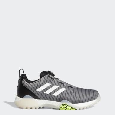 Men Golf Grey CodeChaos Boa Low Golf Shoes