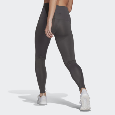 Calzas FeelBrilliant Designed To Move Gris Mujer Training