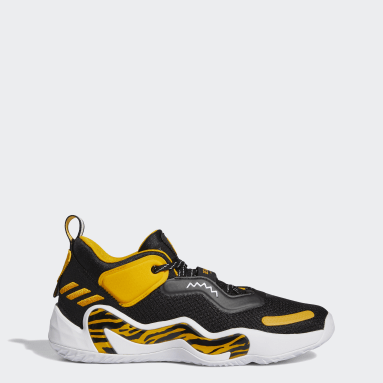 Tenis Donovan Mitchell D.O.N. Issue #3 Negro Basketball