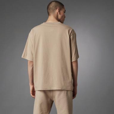 T-shirt Blue Version Essentials Marron Hommes Originals