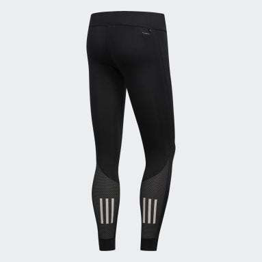 Dames Hardlopen zwart Own the Run Legging