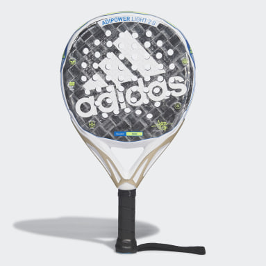 Raquette de padel Adipower Light 2.0 Gris Padel Tennis