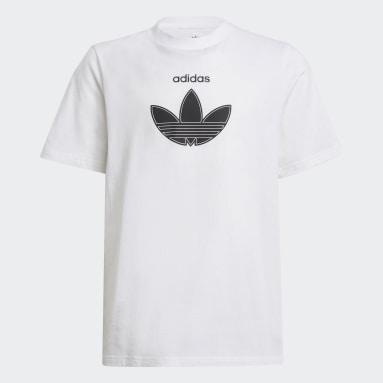 Camiseta adidas SPRT Blanco Niño Originals