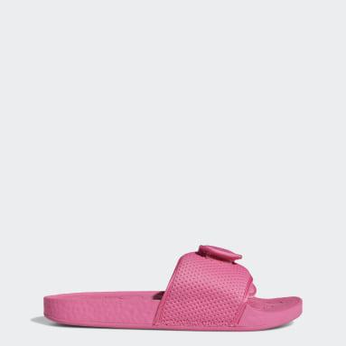 розовый Шлепанцы Pharrell Williams Chancletas HU