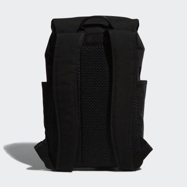 Women Training Black Backpack