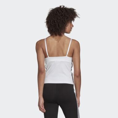 Women's Originals White Corset Top