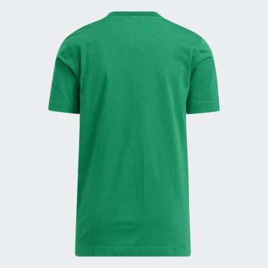 Kids Basketball Green adidas x LEGO® T-Shirt Donovan Mitchell