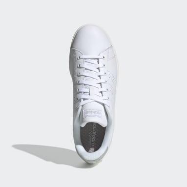 Tênis Advantage Branco Homem Estilo Esportivo