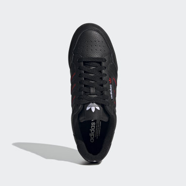 Zapatillas Continental 80 Stripes Negro Hombre Originals