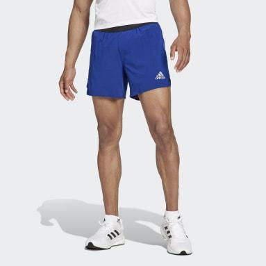Shorts de Running adidas HEAT.RDY Azul Hombre Running