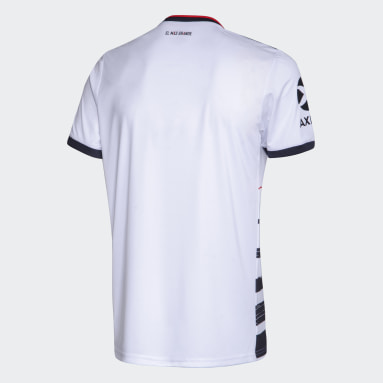 Camiseta Tercer Uniforme River Plate Blanco Hombre Fútbol