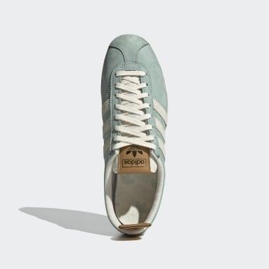 Men Originals Brown Gazelle Vintage Shoes