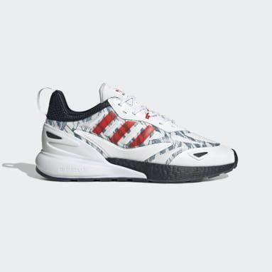 Originals White FC Bayern ZX 2K Boost 2.0 Shoes