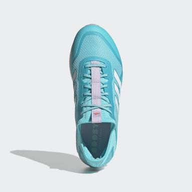 Chaussure Fabela X Empower Turquoise Femmes Hockey Sur Gazon
