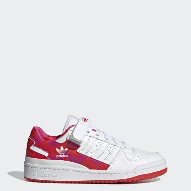 Kvinder Originals Pink Marimekko Forum Low sko