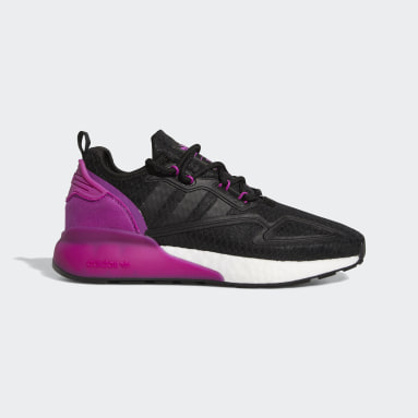 Women's Originals Black ZX 2K Boost Shoes
