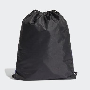 Running Black 4ATHLTS Gym Bag
