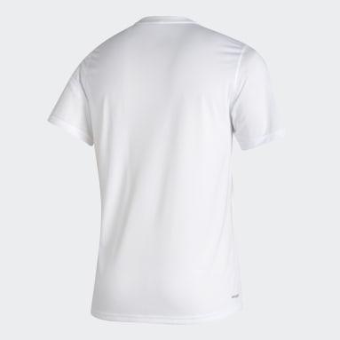 Men Soccer White CF Montreal Creator Tee