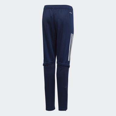 Pantaloni da allenamento Condivo 20 Blu Bambini Fitness & Training