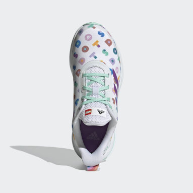 Youth Running White adidas FortaRun x LEGO® DOTS™ Shoes