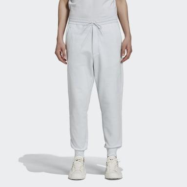 Mænd Y-3 Blå Y-3 Classic Terry Cuffed bukser