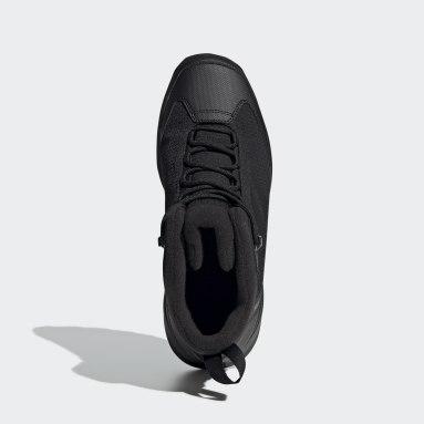 Men TERREX Black Terrex Frozetrack Mid Winter Hiking Shoes