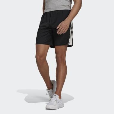 ผู้ชาย เทรนนิง สีดำ กางเกงขาสั้น AEROREADY Designed to Move Sport