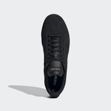 Men Walking Black VL Court 2.0 Shoes