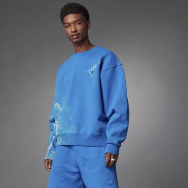 TIEDYE CREW Bleu Hommes Originals
