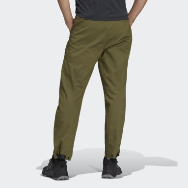 Pantaloni Terrex Hikerelax Verde Uomo TERREX