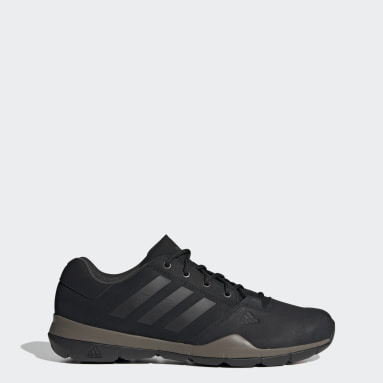 Men Hiking Black Anzit DLX Hiking Shoes